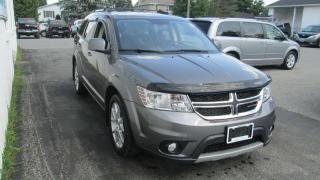 Used 2013 Dodge Journey SXT/Crew for sale in Richmond, ON