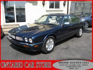 Used 2001 Jaguar Vanden Plas V8 for sale in Toronto, ON