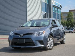Used 2014 Toyota Corolla AUTOMATIC LOADED for sale in Scarborough, ON