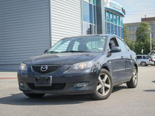 Used 2006 Mazda MAZDA3 AUTOMATIC GT for sale in Scarborough, ON