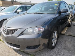 Used 2006 Mazda MAZDA3 GS MOON ROOF for sale in Scarborough, ON