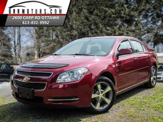 Used 2009 Chevrolet Malibu LT2 for sale in Stittsville, ON