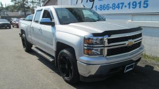 Used 2015 Chevrolet Silverado 1500 LS for sale in Richmond, ON