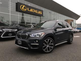 Used 2016 BMW X1 xDrive28i for sale in Surrey, BC