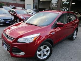 Used 2013 Ford Escape SE-BLUETOOTH CONNECTIVITY-SATELLITE RADIO SIRIUS for sale in Scarborough, ON