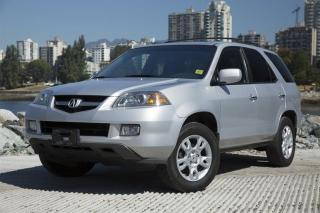 Used 2005 Acura MDX 5sp at *All Wheel Drive- Great condition!* for sale in Vancouver, BC