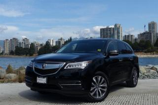 Used 2015 Acura MDX Navigation at *Navigation* Local Vehicle! for sale in Vancouver, BC