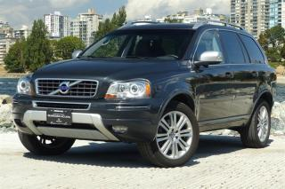 Used 2014 Volvo XC90 3.2 AWD A *Local Vehicle - LOW KM!* for sale in Vancouver, BC