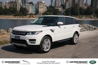 Used 2015 Land Rover Range Rover Sport V6 HSE for sale in Vancouver, BC