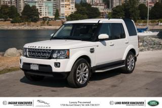 Used 2015 Land Rover LR4 HSE LUX SALE! for sale in Vancouver, BC