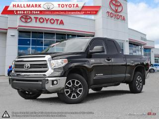 Used 2014 Toyota Tundra 4x4 Dbl Cab SR 5.7 6A for sale in Mono, ON