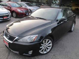 Used 2010 Lexus IS 250 for sale in Scarborough, ON
