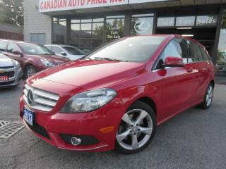 Used 2013 Mercedes-Benz B250 Sports Tourer-LIMITED PKG-CAMERA-LOADED for sale in Scarborough, ON