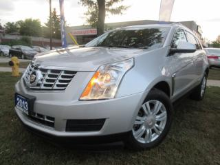 Used 2013 Cadillac SRX PRM-PKG--SPORT-UTILITY for sale in Scarborough, ON