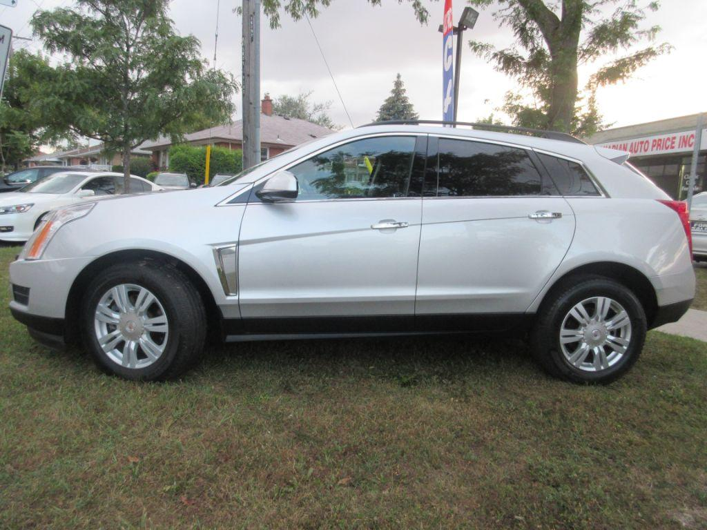 Cadillac Srx Used Cars For Sale In Ontario