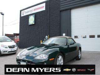 Used 1998 Jaguar XK8 for sale in North York, ON
