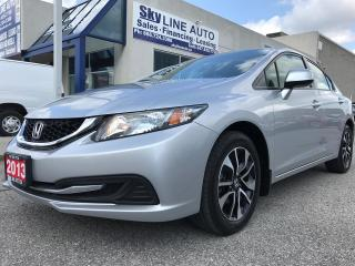 Used 2013 Honda Civic HEATED SEATS|BACKUP CAMERA|BLUETOOTH|CERTIFIED for sale in Concord, ON
