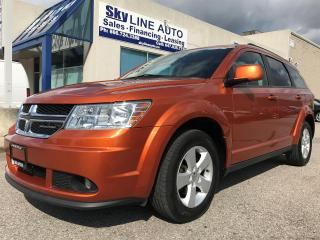 Used 2011 Dodge Journey FULLY CERTIFIED|ALLOYS|PUSH TO START|7 PASSENGERS for sale in Concord, ON
