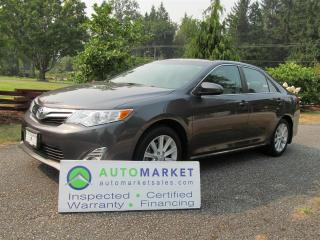 Used 2013 Toyota Camry XLE, Navi, Load, Insp, Warr for sale in Surrey, BC