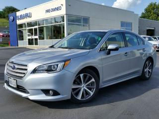 Used 2017 Subaru Legacy 3.6R w/Limited & Tech Pkg for sale in Kitchener, ON