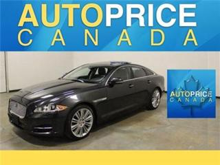 Used 2015 Jaguar XJ 3.0L AWD NAVIGATION REAR CAM for sale in Mississauga, ON