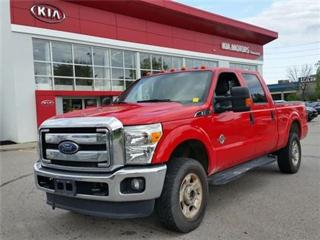 Used 2016 Ford F-250 Super Duty Diesel 6.7L XLT ~ 4X4 ~ Crew Cab for sale in Newmarket, ON