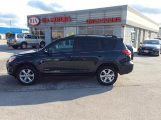 Used 2010 Toyota RAV4 LIMITED  for sale in Owen Sound, ON