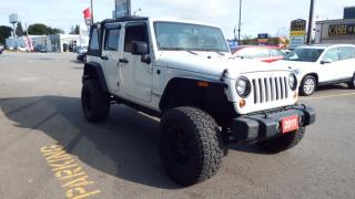 Used 2011 Jeep Wrangler SPORT/6 SPEED/RAISED/IMMACULATE $25900 for sale in Brampton, ON