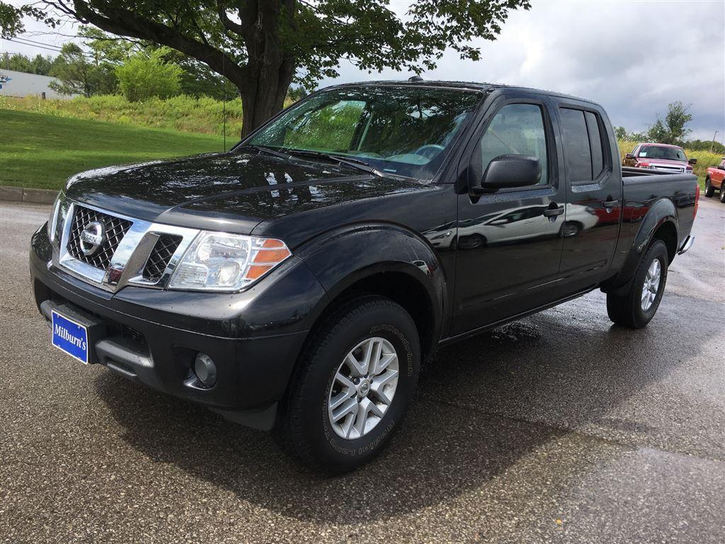 used 2016 nissan frontier sv 4x4 for sale in guelph. Black Bedroom Furniture Sets. Home Design Ideas