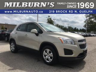 Used 2013 Chevrolet Trax LS for sale in Guelph, ON