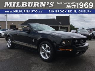 Used 2007 Ford Mustang Premium for sale in Guelph, ON