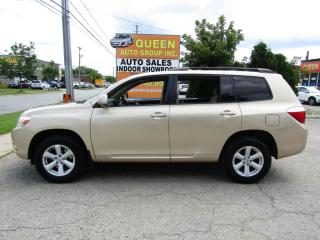 Used 2008 Toyota Highlander SR5 | 7 Passenger | 4 Wheel Drive | for sale in North York, ON