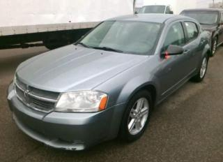 Used 2008 Dodge Avenger SXT for sale in Hamilton, ON