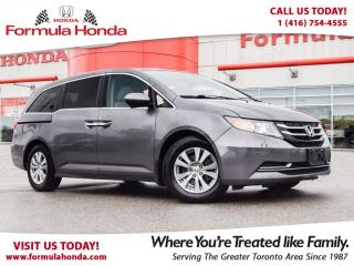 Used 2016 Honda Odyssey EX   8 PASSENGER   BLUETOOTH for sale in Scarborough, ON