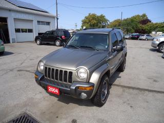 Used 2004 Jeep Liberty Sport for sale in Sarnia, ON