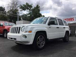 Used 2008 Jeep Patriot SPORT for sale in Hamilton, ON