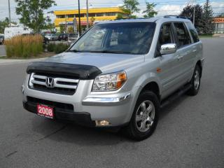 Used 2008 Honda Pilot EX-L, 4WD, 8 Passenger, DVD, for sale in North York, ON