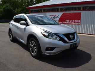 Used 2015 Nissan Murano Platinum 4dr All-wheel Drive for sale in Brantford, ON