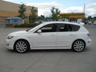 Used 2008 Mazda MAZDASPEED3 4 Door, 6Speed, 74 Miles, A/C, 3/Y for sale in North York, ON