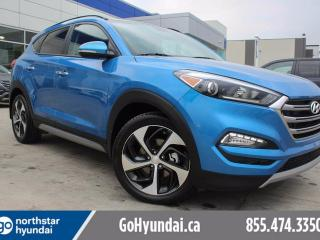 Used 2017 Hyundai Tucson 1.6 TURBO LEATHER PANOROOF BACKUP CAM for sale in Edmonton, AB