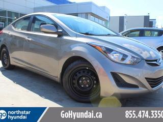 Used 2014 Hyundai Elantra GL HEATED SEATS BLUETOOTH for sale in Edmonton, AB