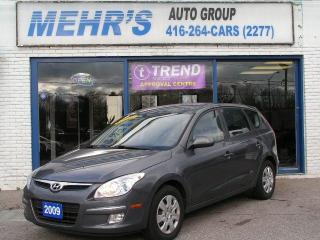 Used 2009 Hyundai Elantra Touring GL No Accident Financing Available for sale in Scarborough, ON