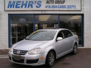 Used 2006 Volkswagen Jetta 2.5L GLS 5Cyl Loaded Sunroof for sale in Scarborough, ON