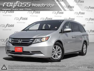 Used 2014 Honda Odyssey EX for sale in Woodbridge, ON