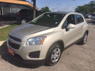 Used 2014 Chevrolet Trax LS for sale in Woodbridge, ON