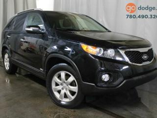 Used 2013 Kia Sorento LX All Wheel Drive / Heated Front Seats for sale in Edmonton, AB