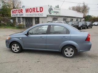 Used 2007 Pontiac Wave for sale in Scarborough, ON