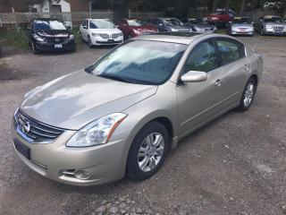 Used 2010 Nissan Altima 2.5 S for sale in Hornby, ON