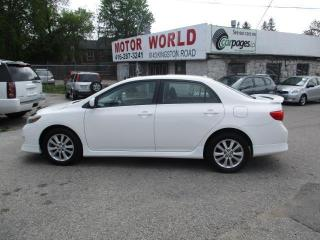 Used 2010 Toyota Corolla Sport for sale in Scarborough, ON