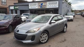 Used 2013 Mazda MAZDA3 GS-SKY for sale in Etobicoke, ON